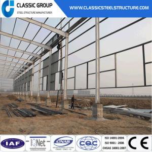 デザインのプレハブの低価格の鉄骨構造の倉庫か研修会