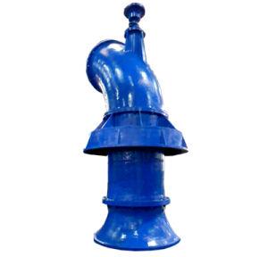 Marque Sanlian Zlb Type pompe à débit axial