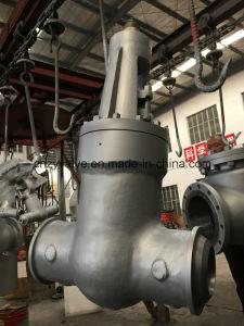 De Sluitklep van de Bol van de Afgesloten Klep van de Klep van de Controle van de Bol van het Koolstofstaal van de hoge druk NPT/Sw/Flange