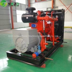 Groupe électrogène de gaz naturel de la marque 150kVA de la Chine avec le prix concurrentiel