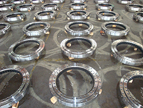 Hitachi Slewing Ring Bearing für Hitachi Ex120-2 mit SGS