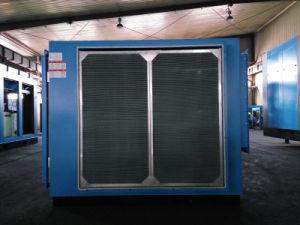 Compressore d'aria rotativo ad alta pressione estraente della vite