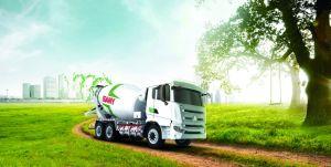 Sany sy412c-8 12 Kubieke Prijzen van de Vrachtwagen van de Concrete Mixer van Meters Mobiele