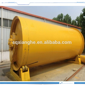 De zwarte Machine van de Distillatie van de Raffinage van de Olie en van de Olie van de Motor van het Afval