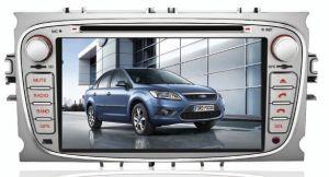 GPS, 텔레비젼, RDS, SD, USB, Bluetooth, 라디오, 핸들 통제, 등등을%s 가진 특정한 차 DVD 플레이어를 집중시키십시오.