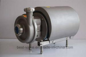 Pompa di pressione negativa sanitaria di vendita calda dell'acciaio inossidabile