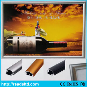 La calidad CE LED ultradelgado firmar Caja de luz