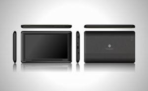 Tablet PC Google Screen-Verkleidung des androiden des Systems-2.3 Zoll-&7 widerstrebende - N7+