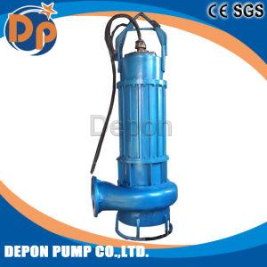 Haut de la tête de pompage de sable de rivière de la pompe submersible de sable de la machine