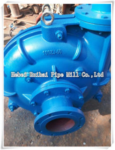 China Zj Slurry Pumps