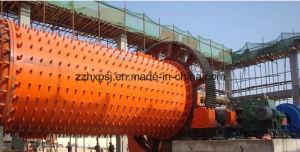 Минируя стан шарика обрабатывающего оборудования влажный