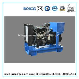 Leiser Typ Dieselgenerator-Set mit Laufkatze (10KW/12.5kVA)