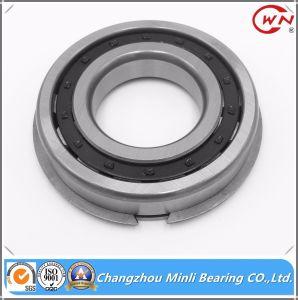 Китай поставщиком цилиндрического роликового подшипника с пружинным стопорным кольцом пне208NR