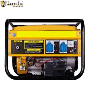 O Astra Coreia 6.5HP 2.5kVA 2.5kw tipo gasolina/Conjunto do gerador a gasolina