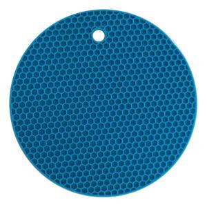 De ronde Mat van de Treeft van de Pannelappen van het Silicone Hittebestendige