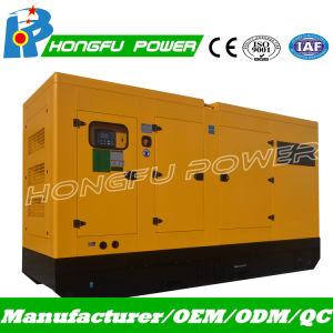 138 KVA Weichai中国エンジンによってセットされる電気Gensetの発電