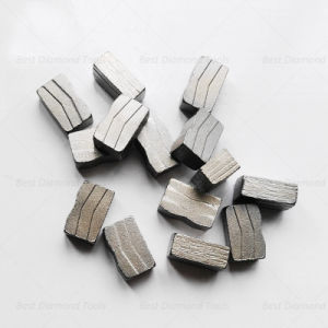 Segmenti caldi del diamante di vendita per il granito di taglio