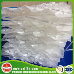 冷却塔のためのプラスチックによって構成されるガーゼのパッキング