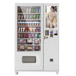 Fraldas e tecido Face dispensador de venda directa a máquina