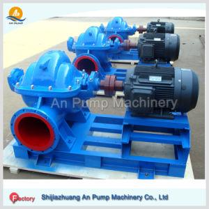 Le drainage de haute capacité double pompe de cas de fractionnement de l'eau d'aspiration