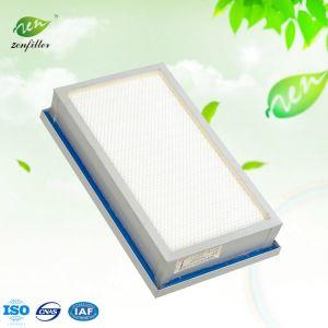 Joint de gel Mini ULPA plissé du filtre à air HEPA pour salle blanche