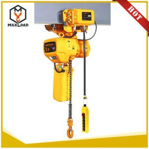 1t 5m palan électrique à chaîne Monophasé 220V