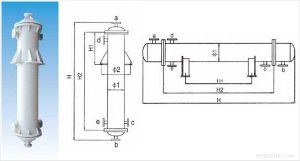Scambiatore di calore di vendita caldo del tubo
