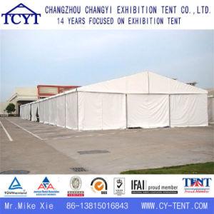 屋外の広告宣伝の玄関ひさしの作業展覧会のイベントのテント