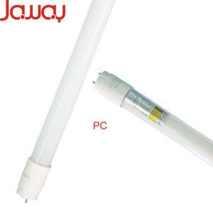Gran cantidad de lúmenes/Tubo de iluminación del hogar tubos LED T8