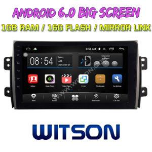 Witson 9 на большой экран Android 6.0 DVD для автомобилей Suzuki Sx4 2006-2014