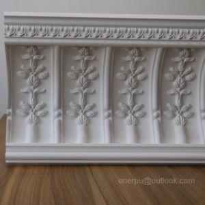 Des moulures décoratives pour plafonds PU Corniche Hn-8070