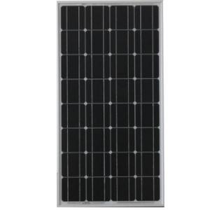 De hoogste Cel van het Silicium van het Zonnepaneel van de Kwaliteit 80W Mono