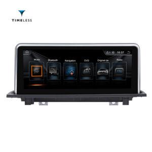 Andriod Timelesslong Gpsfor Áudio Acessórios automóveis BMW X1 F48 (2016-2017) original do sistema Nbt 10,25 Estilo OSD com GPS/WiFi (TIA-229)