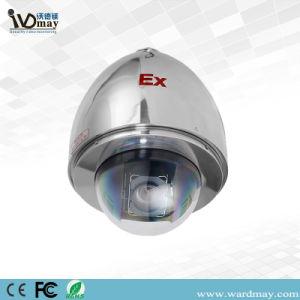 20X Camera van kabeltelevisie CCD van de Koepel van de hoge snelheid de Explosiebestendige