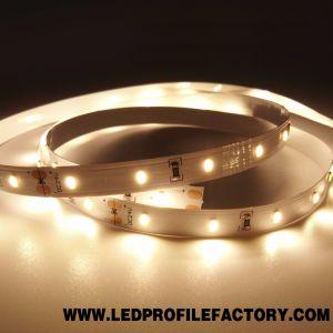 illuminazione di striscia del nastro SMD 5630 LED di 200MP 3m, 24 strisce dell'indicatore luminoso del LED, 24 indicatori luminosi di striscia di CC LED di volt