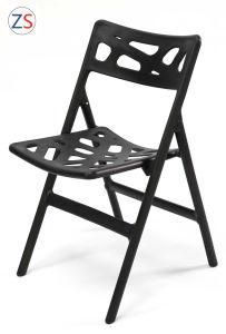 Nouveau style de chaise pliante de plage en plein air en plastique