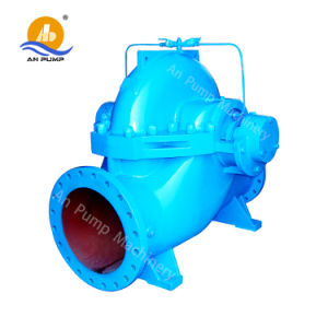 Bomba de agua industrial de la bomba de agua de alta capacidad