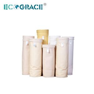 Sacchetti filtro di controllo di inquinamento atmosferico della centrale elettrica