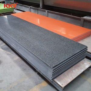 台所カウンタートップ170209のための設計された石造りの白いアクリルの固体表面