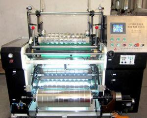 Capacitor direto de fábrica máquina de corte da película