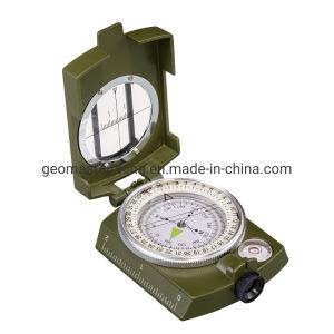 Lensatic Compass/Pocket Compass/Compass Mils/Compass/Russo Rukhs sem bússola inclinômetro (DC60-2A/6000, 60*100mils; 300*20mils)