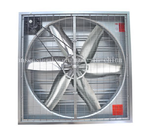 Aves de capoeira da exploração de equipamentos de ventilação de exaustão para venda na Malásia