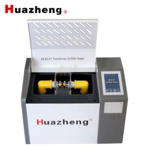 China Fornecedores (0-80KV) Resistência dielétrica do óleo do transformador Repartição do óleo isolante Bdv Preço do testador