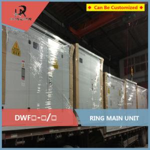 12kv/24kv/36kv isolados de Gás SF6 Anel exterior com gabinete da unidade principal