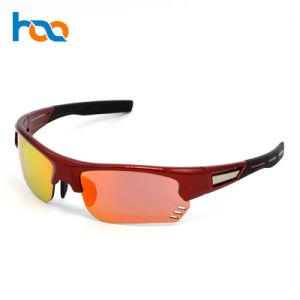 802b742228 Gafas de sol deportivas de los hombres de Gafas Cool ejecutando ciclismo  gafas de sol Gafas lentes de espejo