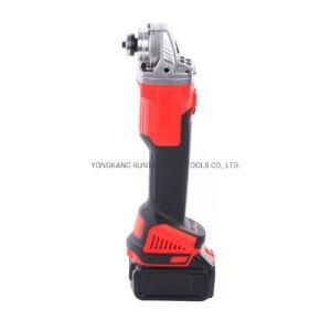 18 V bateria Li-ion Cordless Rectificadora (rt100-3)