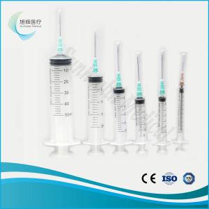 Medizinisches Instrument-Wegwerfspritze mit Prefilled Cer, ISO bescheinigen