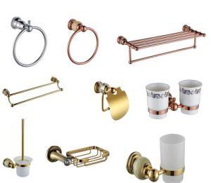 5926b54a5 Os acessórios de banho Brass RO manto de liga de zinco Hook Ganchos-UM411