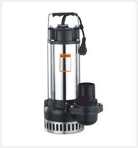 Pomp de Met duikvermogen van de Riolering van het roestvrij staal (V2200F)