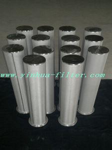 Cartucho do Filtro Cilíndrico de aço inoxidável (CF-D/L-R)